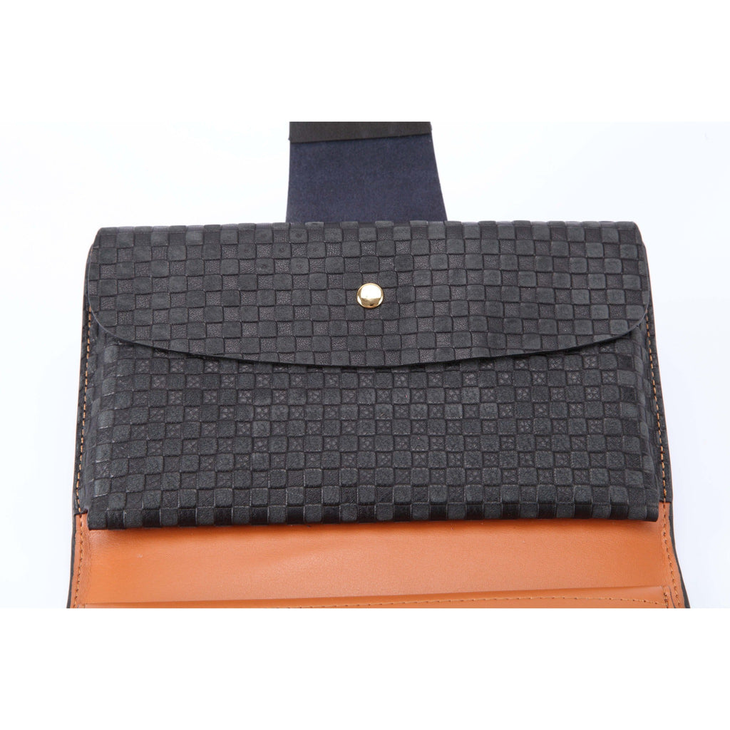 Hautton Women's Leather Clutch Wallet-Equestrian Co.