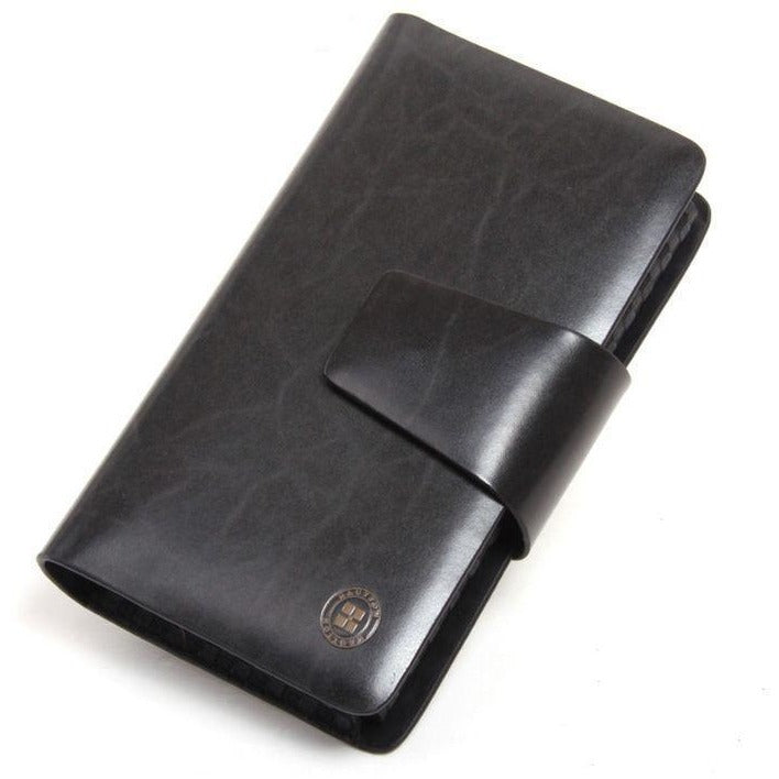 Hautton Women's Leather Clutch Wallet