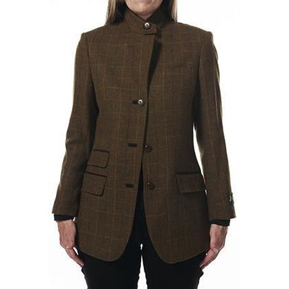 Hunter Outdoor Briar Ladies' Wool Tweed Blazer - Equestrian Co. - 1