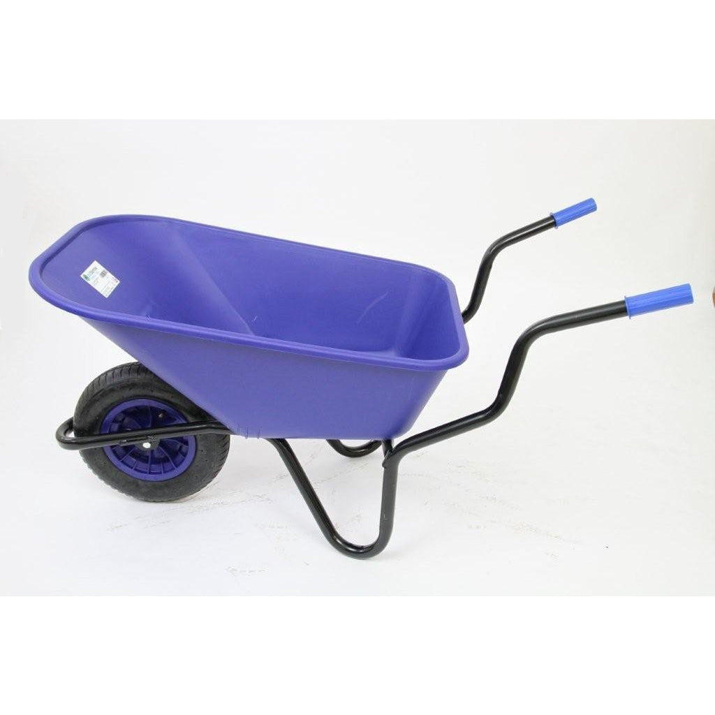 Bullbarrow Bronco 110 Litre Wheelbarrow - Equestrian Co. - 4