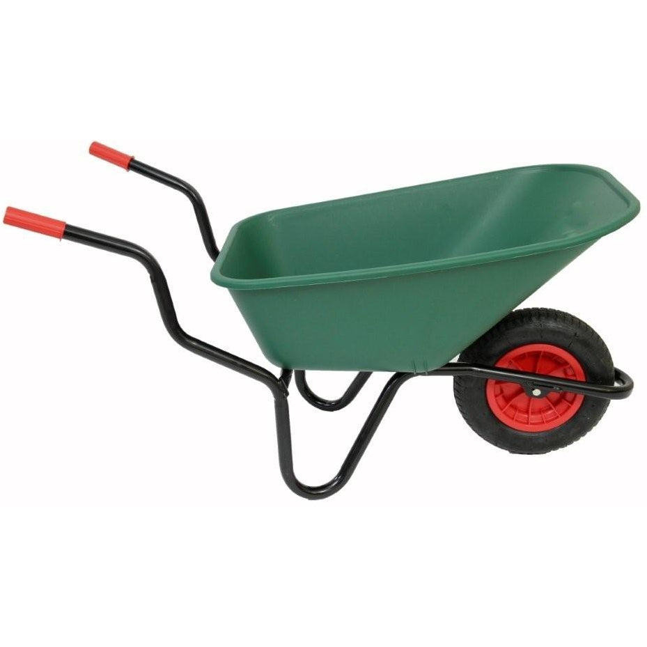 Bullbarrow Bronco 110 Litre Wheelbarrow-Equestrian Co.