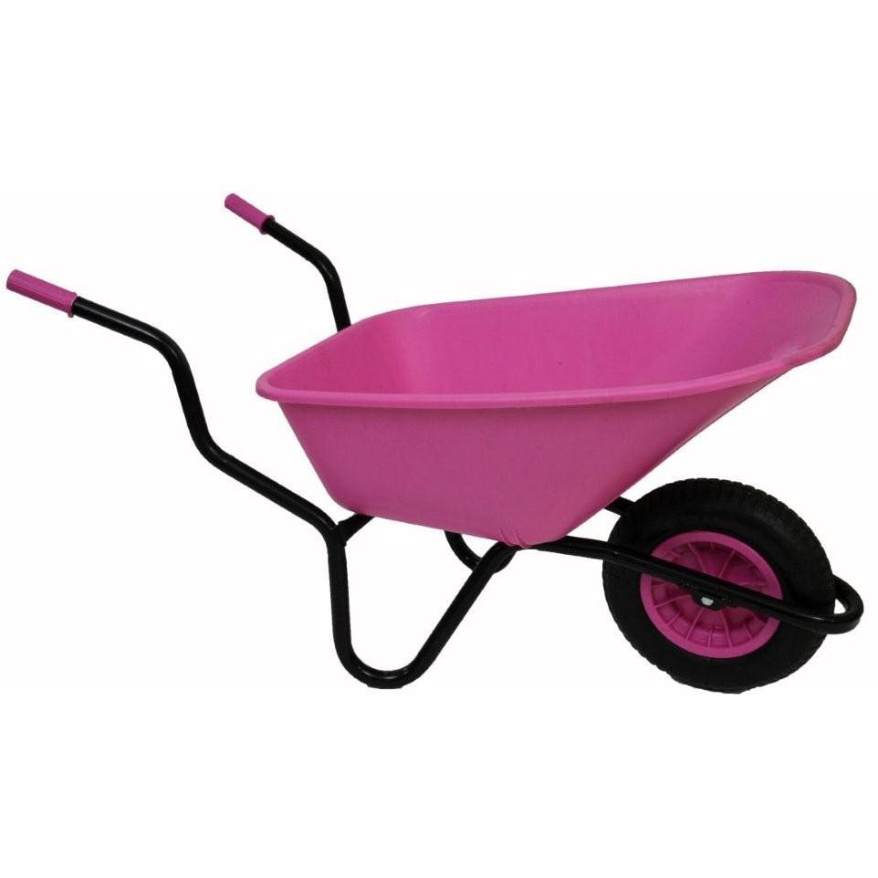 Bullbarrow Bronco 110 Litre Wheelbarrow - Equestrian Co. - 3