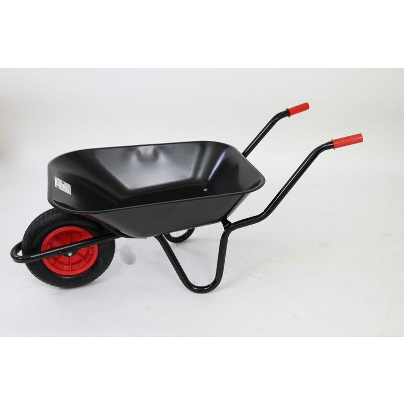 Bullbarrow Buffalo 90 Litre Steel Wheelbarrow - Equestrian Co. - 3