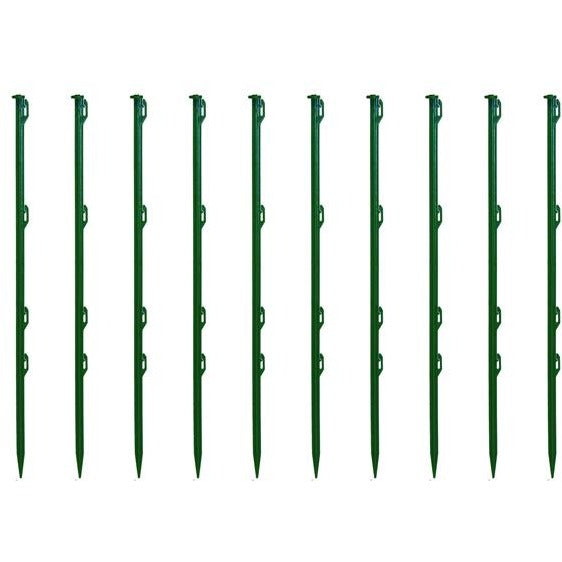 Hotline Rabbit / Garden Plastic Electric Fence Posts (80 cm) (Bulk)-Equestrian Co.