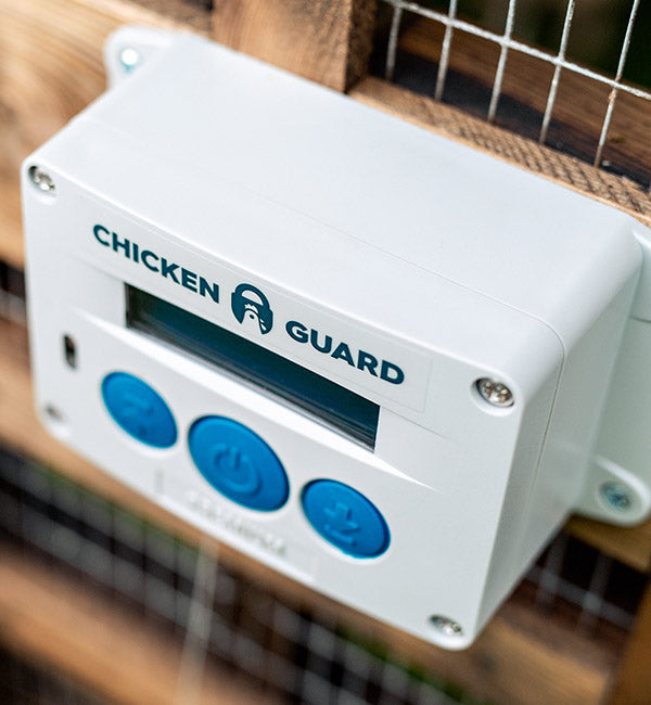 ChickenGuard ASTi Premium Automatic Chicken Door Opener