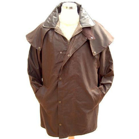 Hunter Outdoor Denver Unisex Wax Jacket - Equestrian Co. - 3