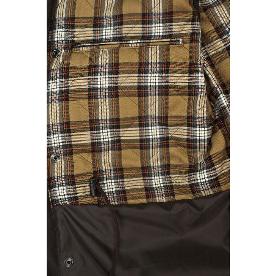 Hunter Outdoor Suffolk Men's Wax Jacket - Equestrian Co. - 3