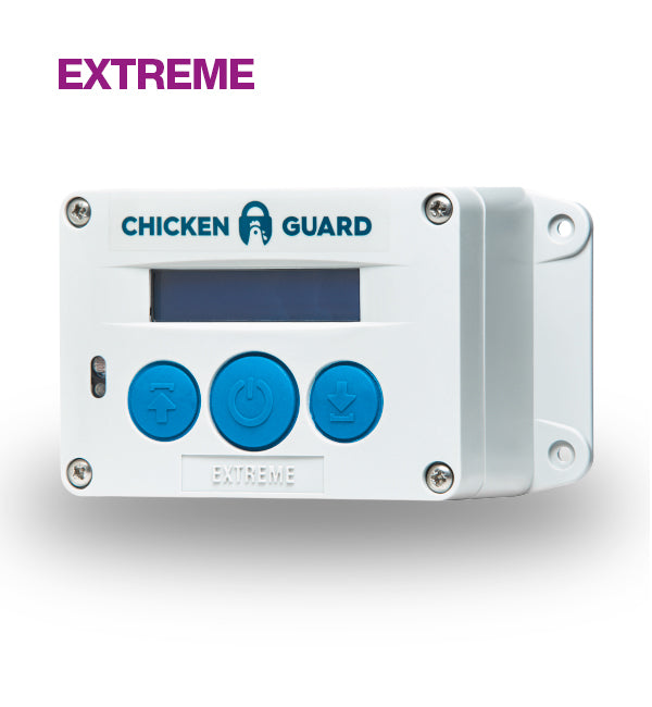 ChickenGuard ASTx Extreme Chicken Door Opener