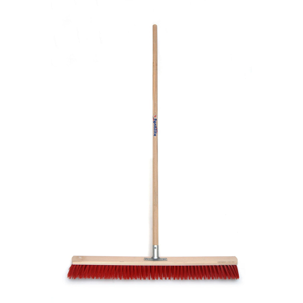 Fyna Lite Heavy Duty Stable Broom - Multiple Widths-Equestrian Co.