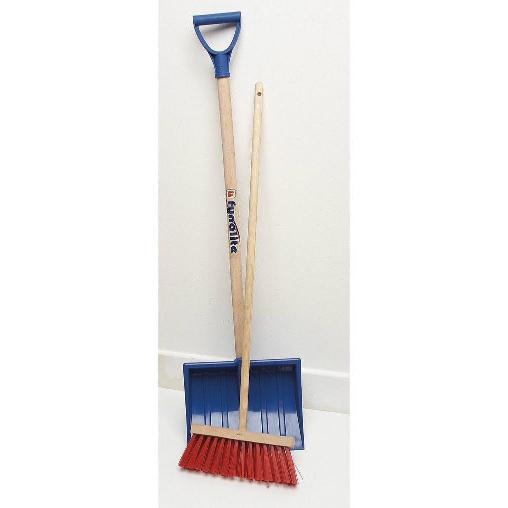 Fyna Lite Children's Shovel & Broom Set-Equestrian Co.