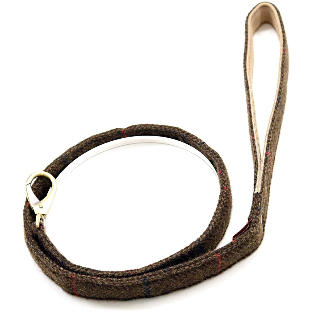 Hunt & Wilson Handmade Tweed Dog Lead