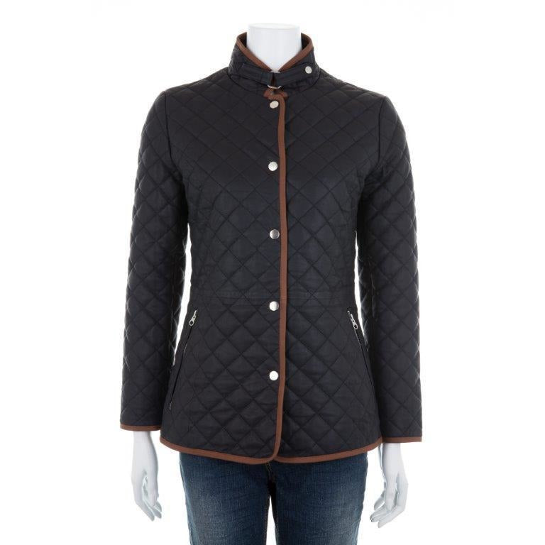 Woodland Leathers Ladies' Luxury Quilted Country Jacket