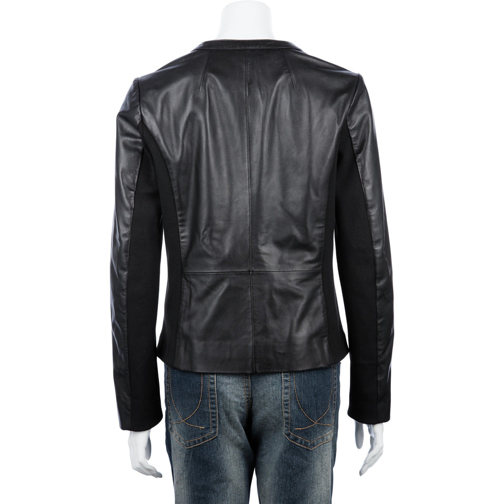 Woodland Leather Ladies' Summer Leather Jacket