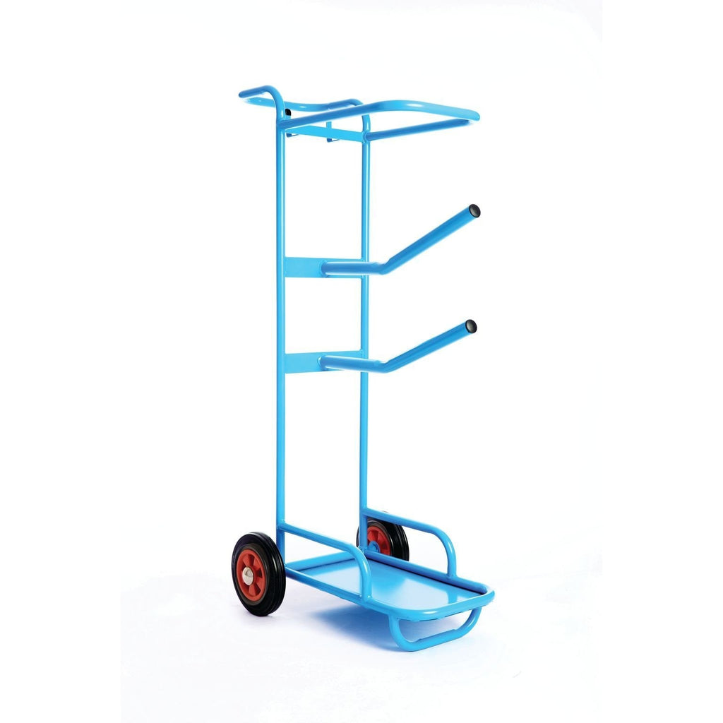 Fyna Lite Heavy Duty Tack Trolley with Grooming Box