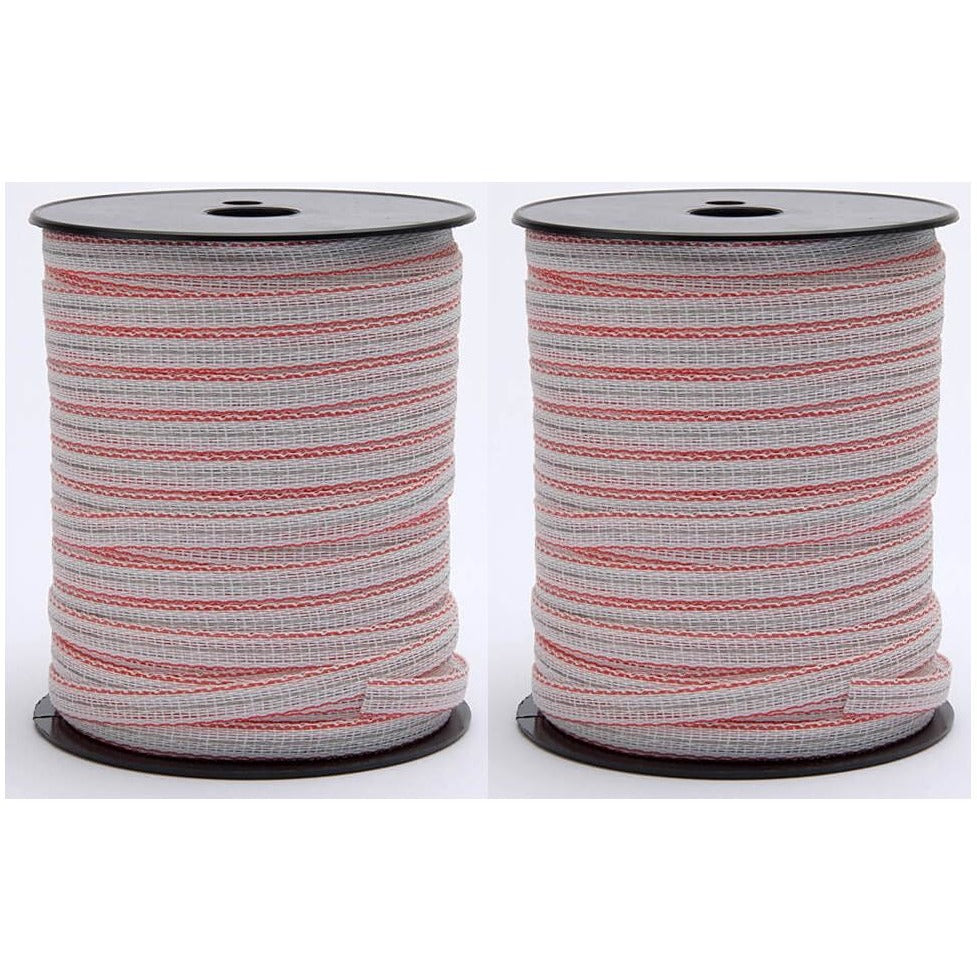 Hotline White Turbocharge Electric Fence Tape