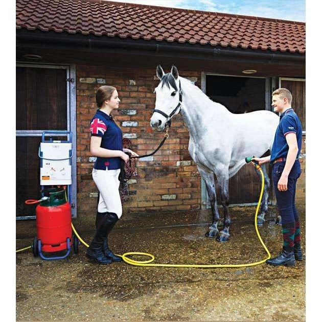 Eccotemp L5 Portable Tankless Gas Hot Water Horse Equine