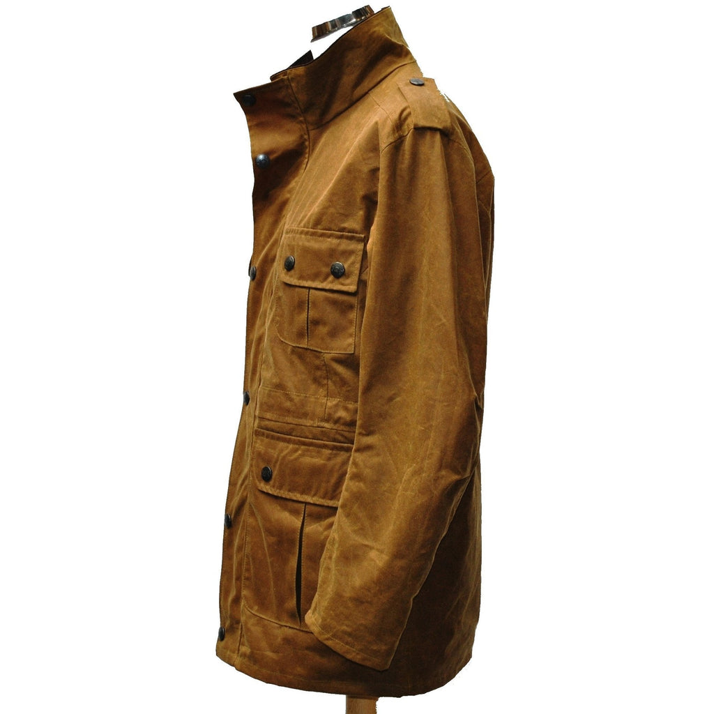 Hunter Outdoor Suffolk Men's Wax Jacket - Equestrian Co. - 6