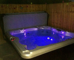 Hot Tub Installation for Lisa and Sam Popplewell