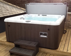 Hot Tub Installation for Mr Banjarnie in Anlaby, Hull