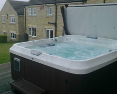 Hot Tub Installation for Mr & Mrs Weldon in Doncaster