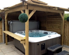 Hot Tub Installation for Paul Jackson
