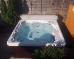 Hot Tub Installation for Mr Shaw, Driffield