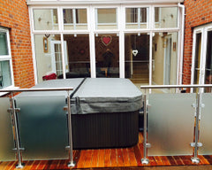 Hot Tub Installation for the Silk, Brough
