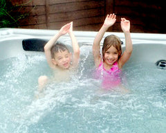 Hot Tub Installation for the Staffords, Hull