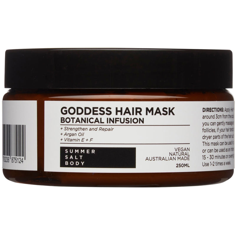 Goddess Hair Mask - Botanical Infusion 250ml