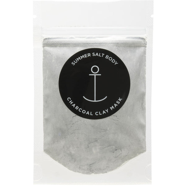 Mini Charcoal Clay Mask - 40g
