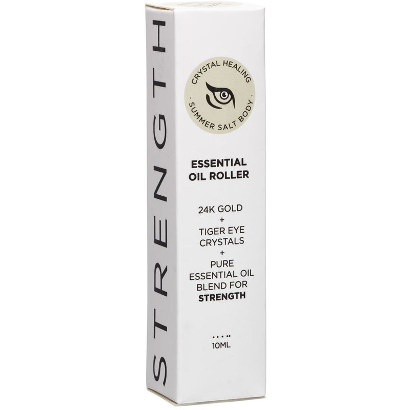 Strength Essential Oil Roller - 10ml