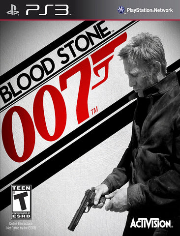 PS3 007 James Bond Bloodstone