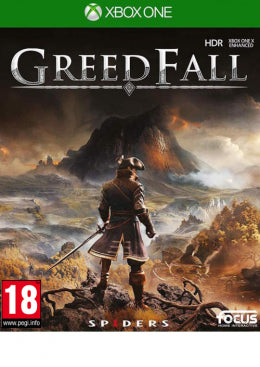 XBOXONE Greedfall