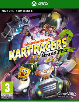 XBOXONE Nickelodeon Kart Racers 2: Grand Prix