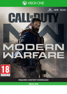 XBOXONE Call of Duty: Modern Warfare