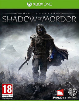 XBOX Middle Earth: Shadow of Mordor
