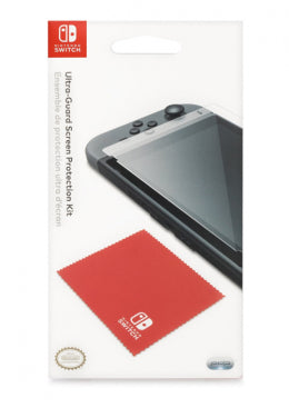 Nintendo Switch Ultra-Guard Screen Protection Kit