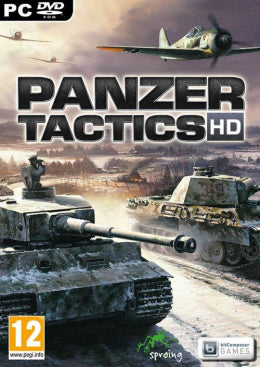 PC Panzer Tactics HD