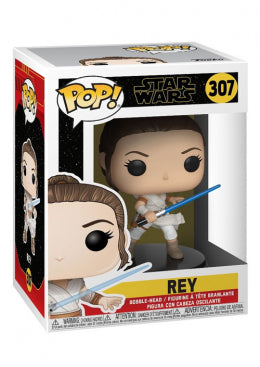 Star Wars Ep9 POP! Vinyl Rey