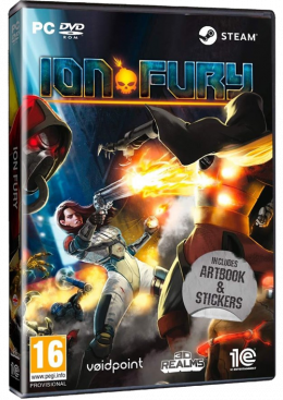 PC Ion Fury