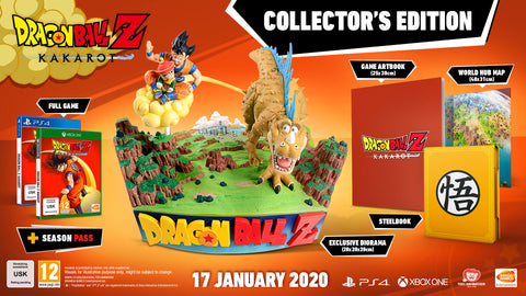 XBOXONE Dragon Ball Z: Kakarot Collector's edition