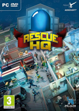 PC Rescue HQ - The Tycoon