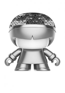 MINI XBOY - Wireless Bluetooth Speaker - Limited Edition Silver