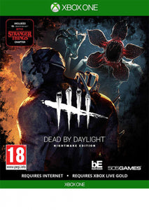 XBOXONE Dead By Daylight Nightmare Edition
