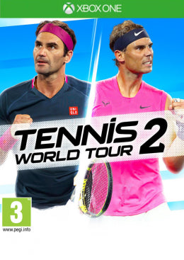 XBOXONE Tennis World Tour 2
