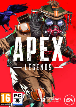 PC Apex Legends - Bloodhound Edition (CIAB)