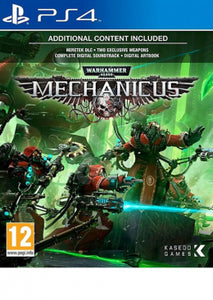 PS4 Warhammer 40K Mechanicus