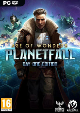 PC Age of Wonders: Planetfall