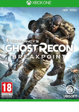XBOXONE Tom Clancy`s Ghost Recon Breakpoint