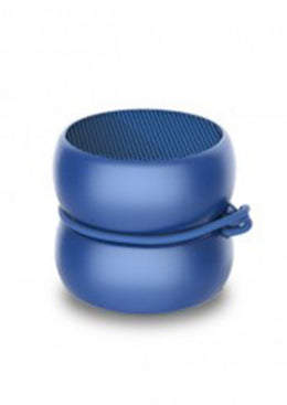 YOYO SPEAKER - Wireless Bluetooth Speaker - Metallic Blue